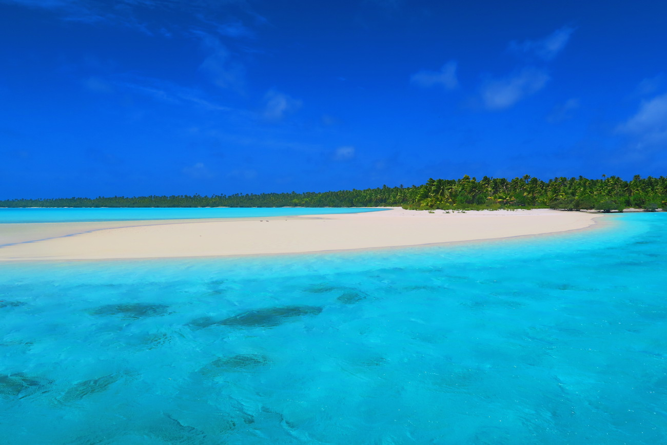 top 10 beaches in the south pacific | x days in y