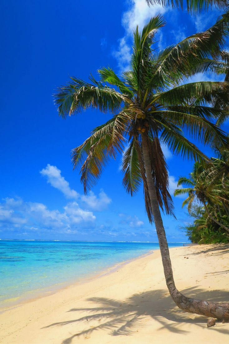 Top 10 Beaches In The South Pacific X Days In Y