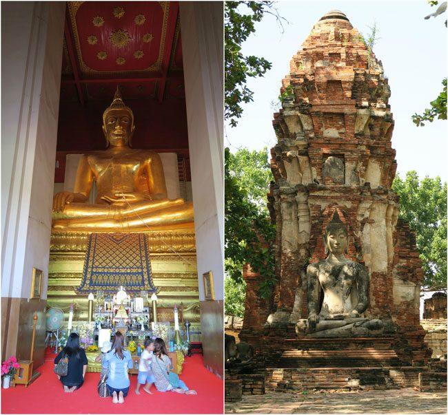 ayutthaya-thailand-buddha