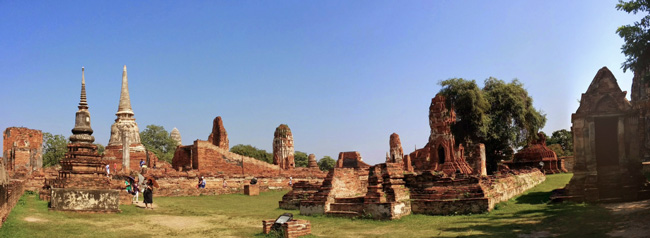 ayutthaya-thailand-panoramic-view