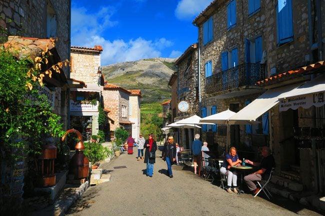 gourdon-village