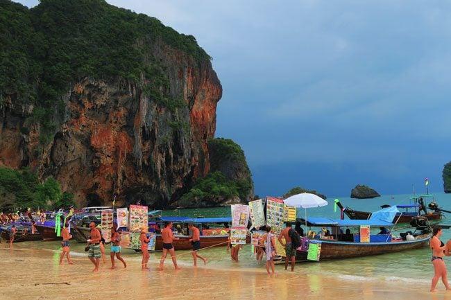 princess-cave-beach-ao-phra-nang-thailand