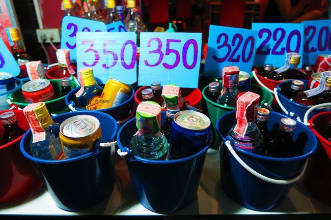 ton-sai-village-alcohol-buckets-ko-phi-phi-thailand