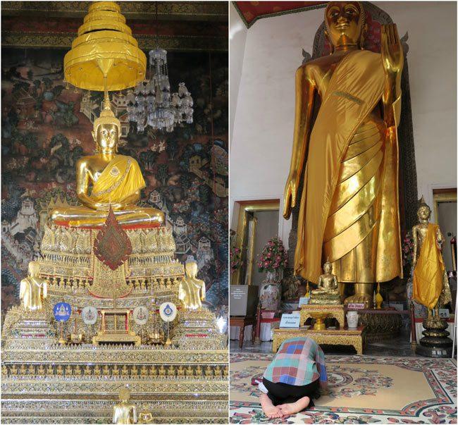 wat-pho-shrines