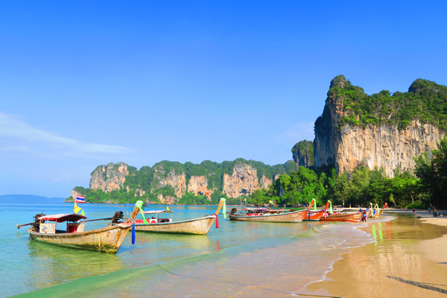 West Railay Beach Thailand