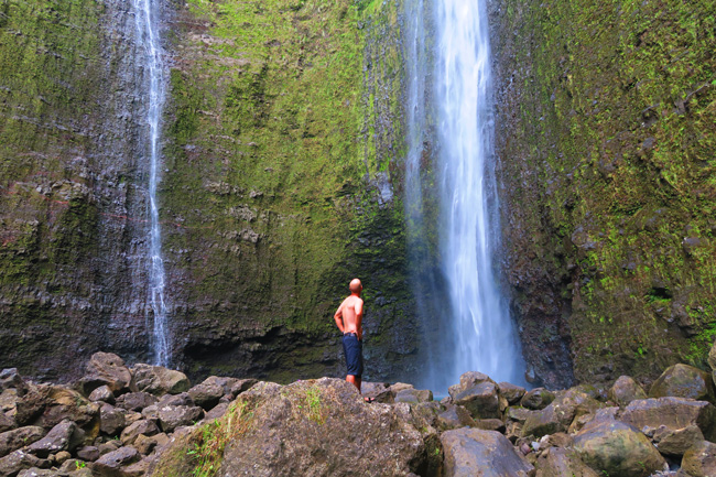 Hiilawe Falls - Big Island Hawaii 3