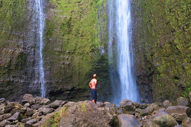 Hiilawe Falls - Big Island Hawaii 3