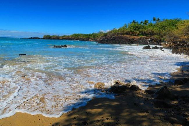 Beach 69 - Big Island Hawaii