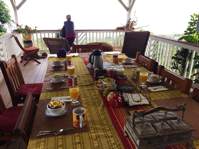 Bed and Breakfast - Lilikoi Inn - Big Island Hawaii