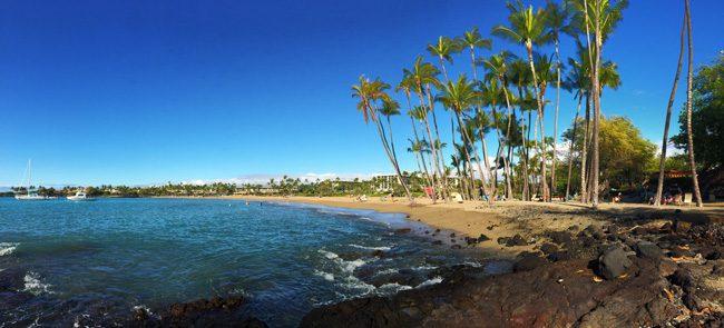 Big Island beach - Hawaii