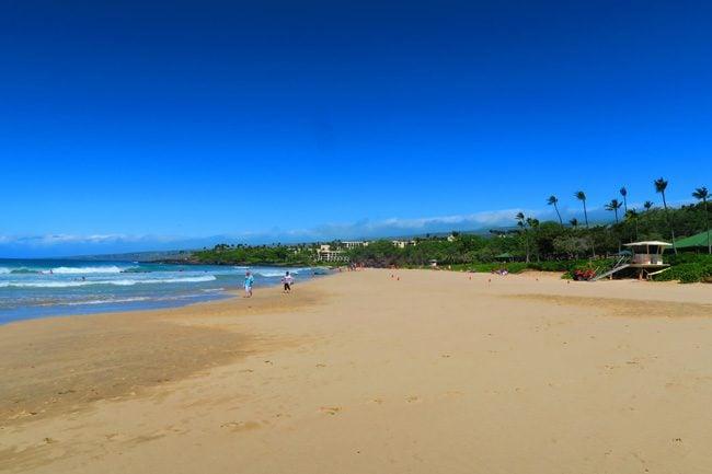 Hapuna Beach - Big Island Hawaii