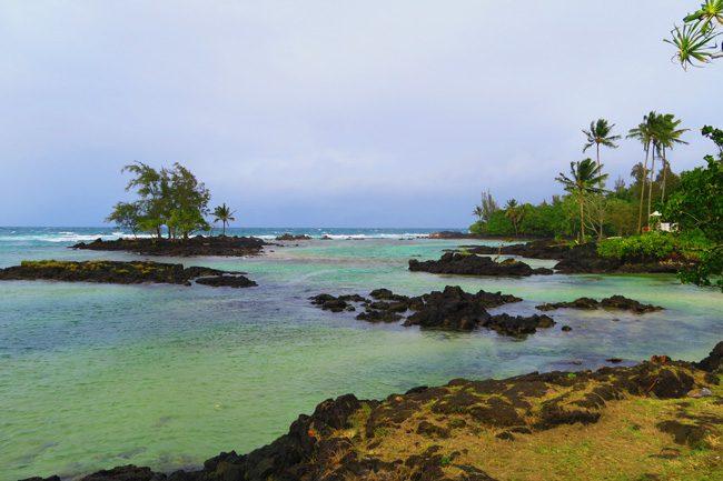 Kealoha Beach Park - Big Island - Hawaii