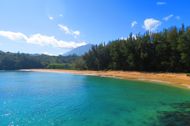 Kepuhi Beach - Kauai - Hawaii