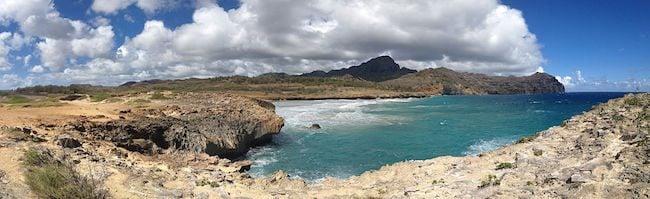 Mahaulepu Beach - Kauai Hawaii - by DarTar