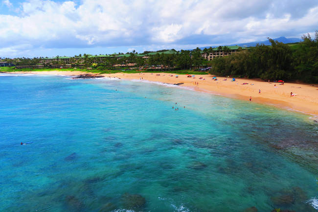 Makawehi Point - Mahaulepu Heritage Coastal Trail - Shipwreck Beach - Kauai Hawaii