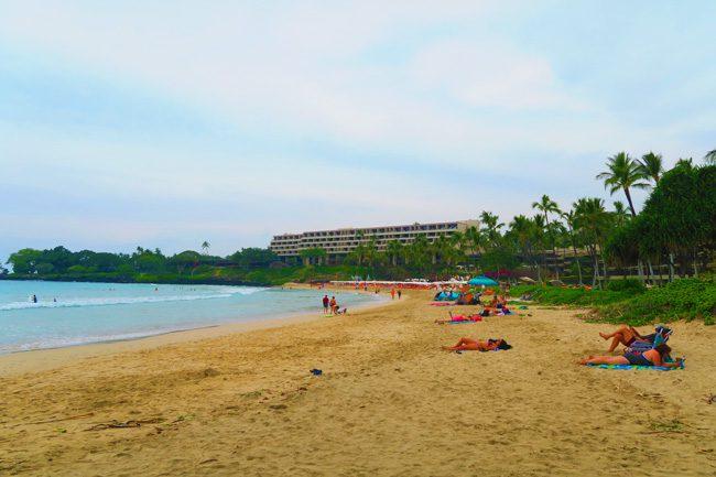 Mauna Kea Beach - Big Island Hawaii
