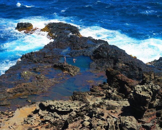 Olivine Pool - Maui Hawaii