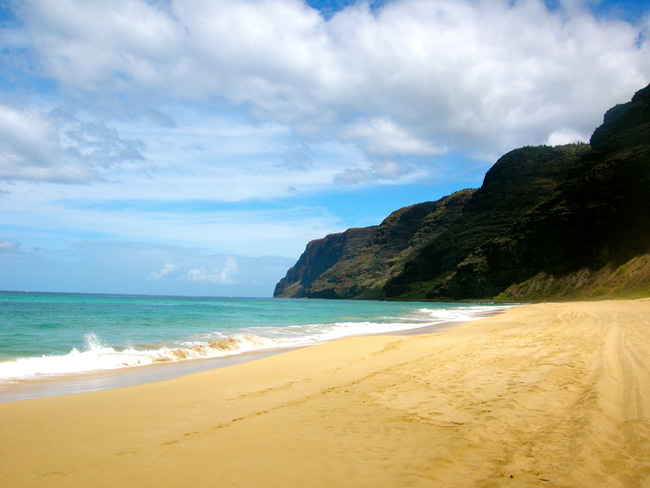 Polihale State Park - Kauai - Hawaii - by Garden State Hiker