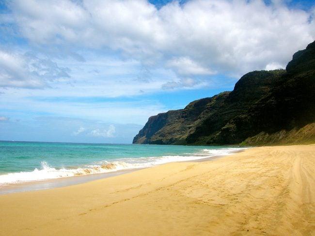 Polihale State Park - Kauai - Hawaii - by Garden State Hiker