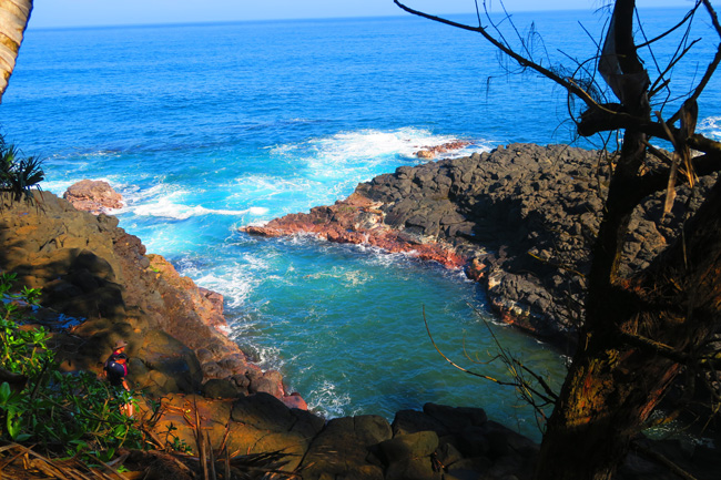 Queen's Bath - Kauai - Hawaii