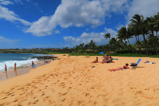 Shipwreck Beach - Poipu - Kauai - Hawaii_2