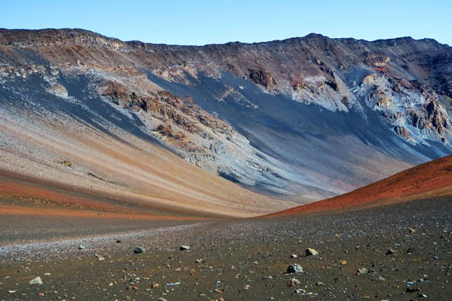 Sliding Sands Hike - Haleakala Crater - Maui Hawaii 2