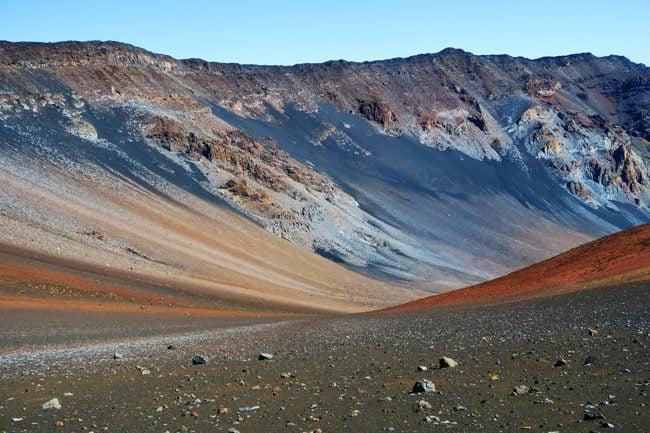 Sliding Sands Hike - Haleakala Crater - Maui Hawaii 2