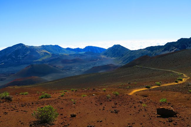 Sliding Sands Hike - Haleakala Crater - Maui Hawaii 3