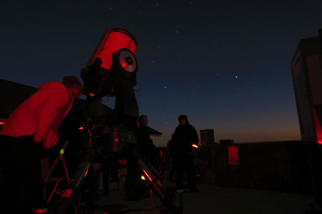 Stargazing on Mauna Kea _ big Island Hawaii