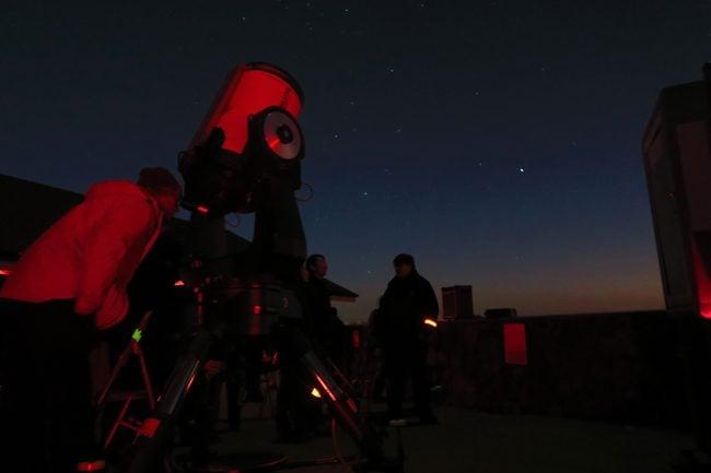 Stargazing on Mauna Kea _ big Island Hawaii