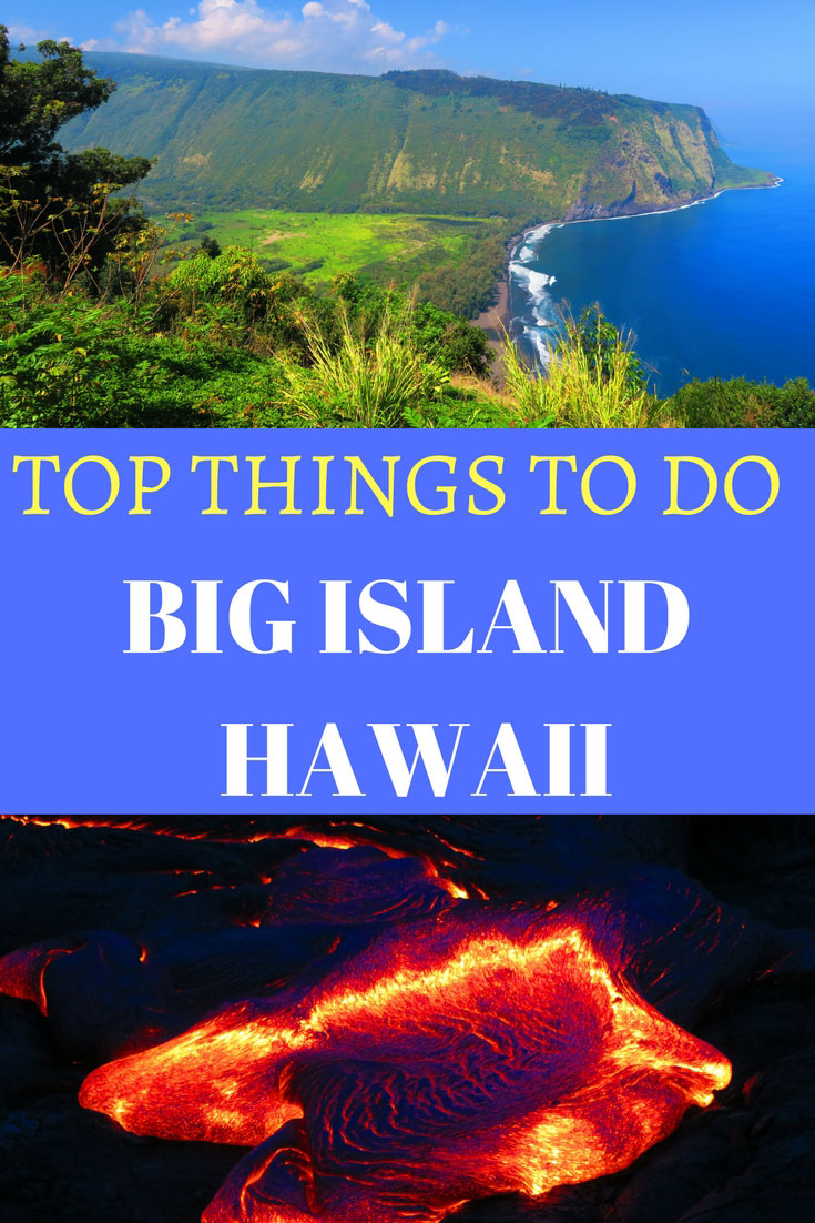 The Best Beaches On The Big Island Of Hawaii - Pinterest - Collage