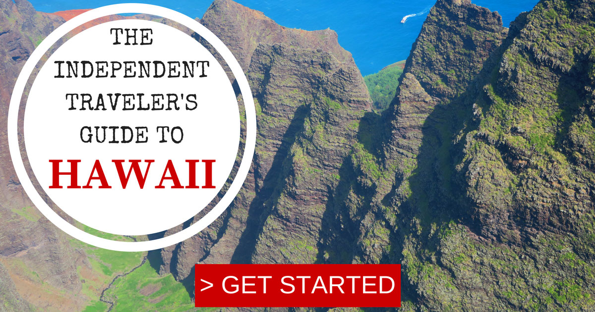 Hawaii Travel Guide - Cover Image