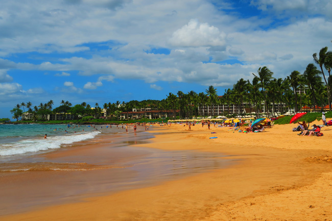 Wailea Beach - Maui Hawaii