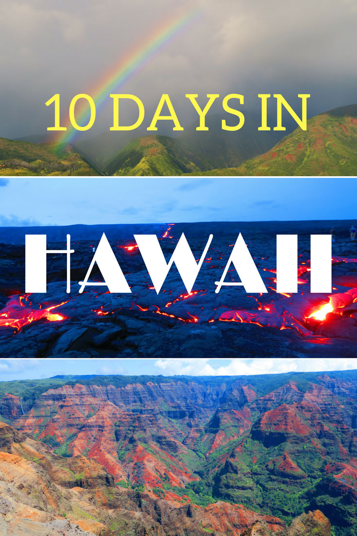 10-Days-in-Hawaii-Itinerary - Pin