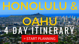 4 Days in Honolulu and Oahu - Thumbnail