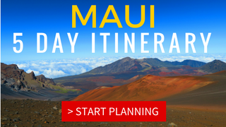 5 Days in Maui - Thumbnail