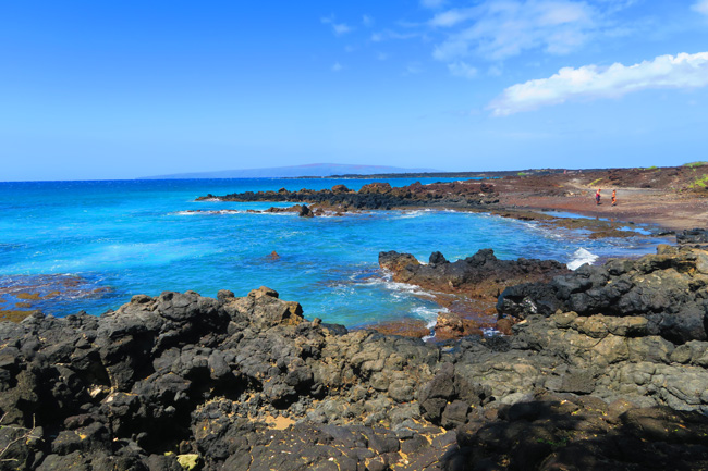 Ahihi-Kinau Reserve - Maui - Hawaii - Remote Beach
