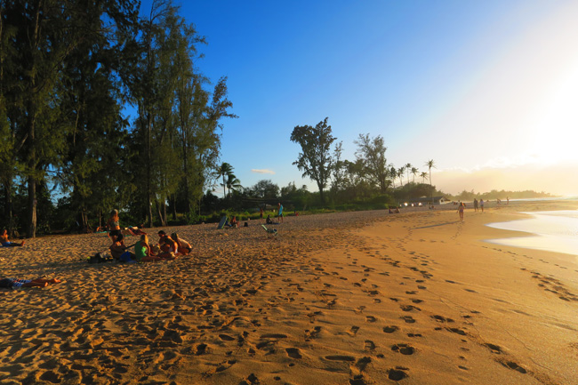 Baldwin Beach Park - Maui - Hawaii - Hippy Beach