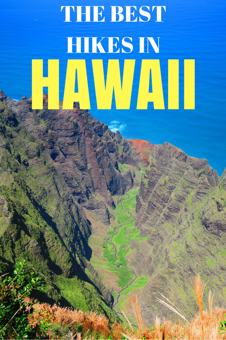 Best Hikes In Hawaii - Pin