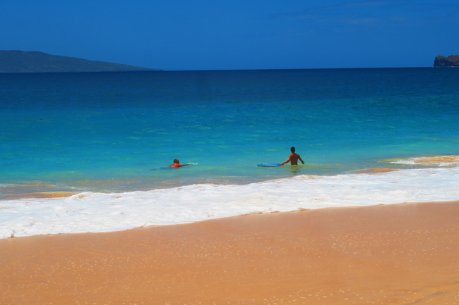 Big Beach - Maui - Hawaii