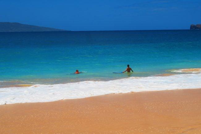 Big Beach - Maui - Hawaii