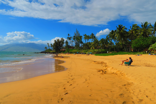 Charley Young Beach - Maui - Hawaii