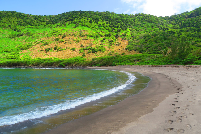 Halawa Beach Park - Molokai - Hawaii