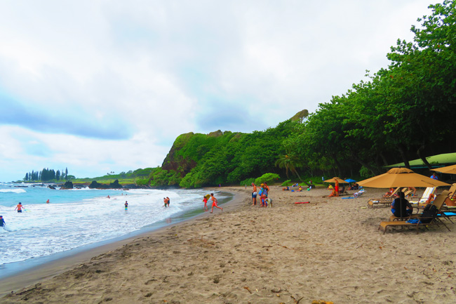 Hamoa Beach - Maui - Hawaii