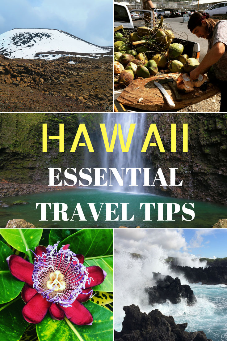 Hawaii-Travel-Tips - Pin