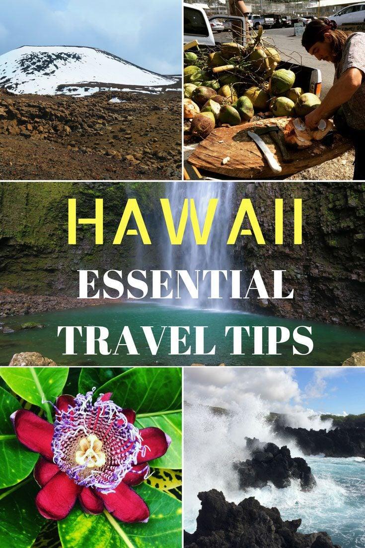 Hawaii-Travel-Tips - Pin