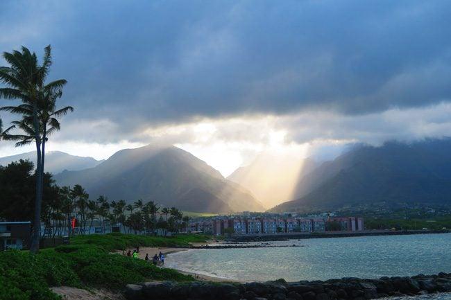 Ho'aloha Park - Maui - Hawaii