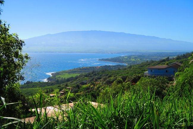 Homes in Kahekili Highway Scenic Drive - Maui - Hawaii