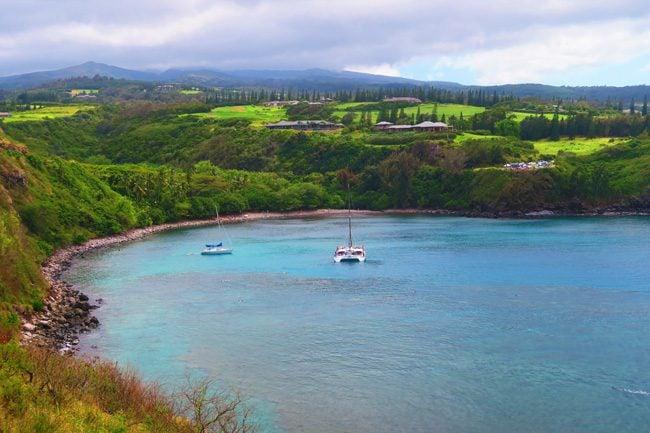 Honolua Bay - Maui - Hawaii