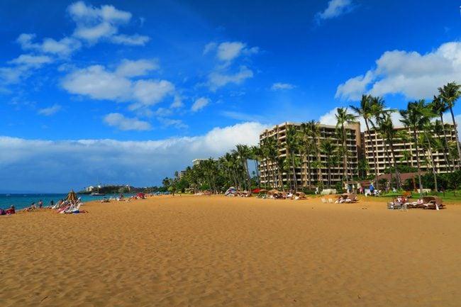 Kaanapali Beach Resort Maui Hawaii X Days In Y